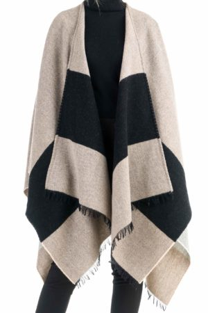bicolored-wool-mix-cape